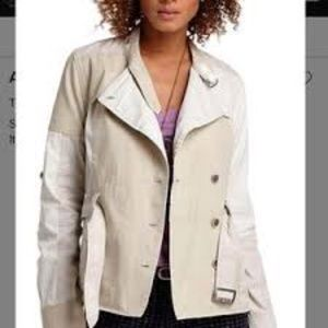 Anthro Daughters of the Liberation Jacket Sz.6